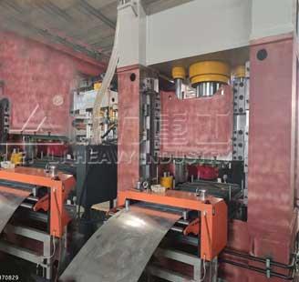 315吨框架式薄板冲压机配