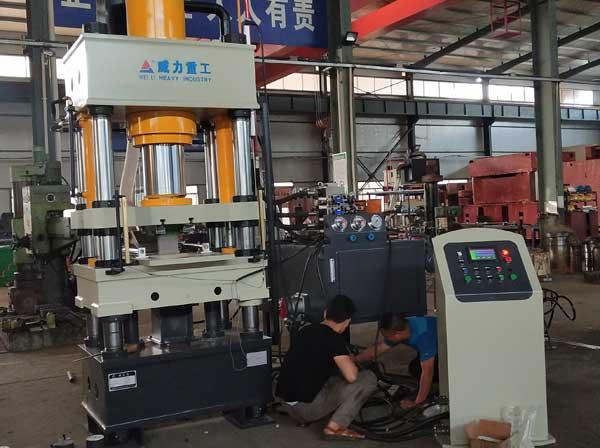 200吨粉末成型油压机