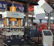 硫化锌粉末成型油压机_