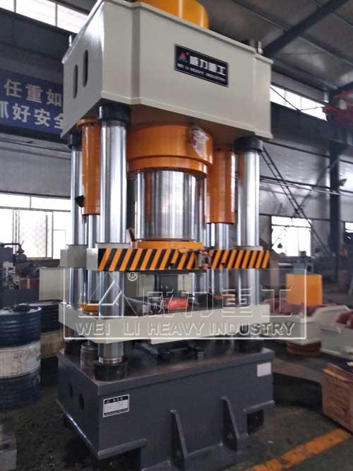 630吨粉末冶金液压机