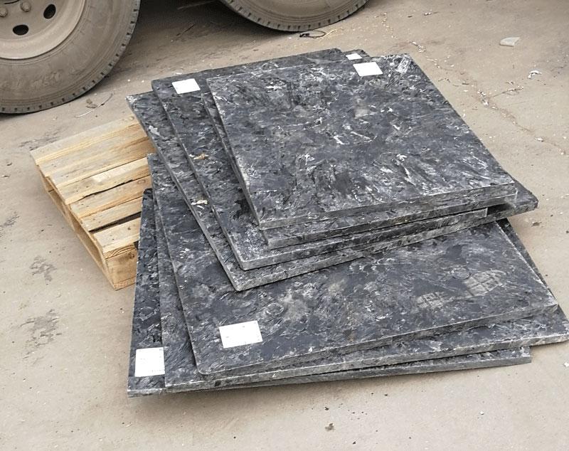 玻璃纤维砖托板