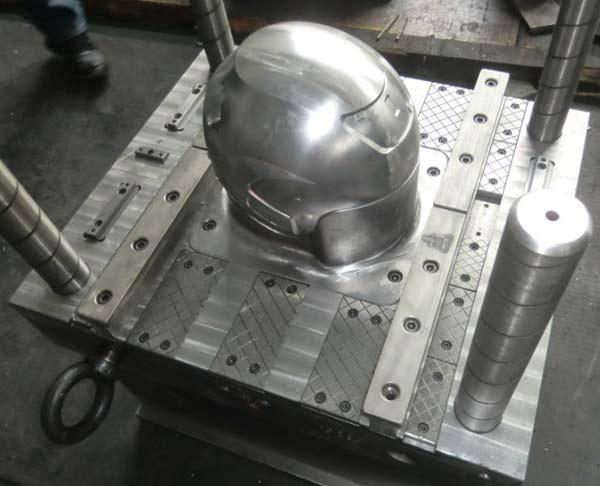 电动车头盔成型模具