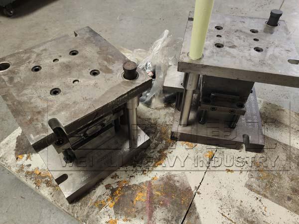 矿用锚杆托盘成型模具