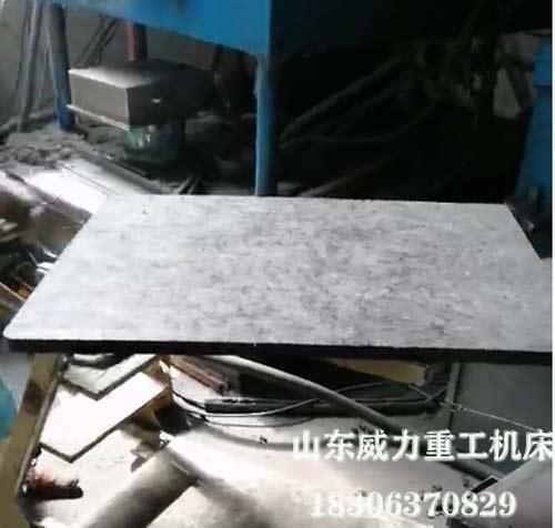 复合砖机托板